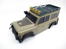 Land Rover Defender 1/18 Hard Plastic Body Mini Rock Crawler
