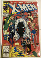 Uncanny X-Men #253 Marvel Comics