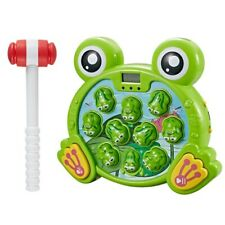 Think Gizmos TG702 Interactive Whack a Frog Game - Musical Learning Activity Toy