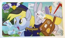 Mail Mare Derpy Hooves GENCON Playmat MY LITTLE PONY MLP Enterplay CCG Card Game