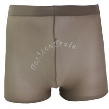 Sexy Men Soft Sheer Open / Closed Penis Sheath Boxer Shorts Gay Fetish Underwear