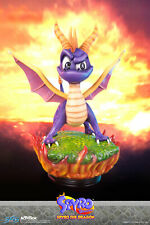 First4Figures Spyro the Dragon Regular Edition Statue Mint in Box