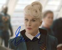"Glenn Close ""Guardians of the Galaxy"" AUTOGRAPH Signed 8x10 Photo ACOA"