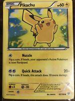 Pikachu Holo Limited Movie Promo #42/146 Pokemon XY 2 Card Set Factory Sealed