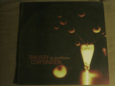 "THIEVERY CORPORATION THE FOUNDATION 12"" 1996 ESL 004 DOWNTEMPO DUB FUTURE JAZZ"