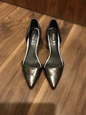 Miss KG Kurt Geiger Pointed Heels Court Shoes UK 4 EU 37