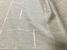 Raoul Textiles Riptide Linen Fabric Seafoam