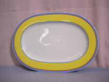 "Villeroy & Boch Twist- Anna 16"" X 11"" Large Meat or Serving Platter"