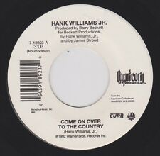 HANK WILLIAMS JR {90s Country} Come On Over To The Country / Wild Weekend ♫HEAR