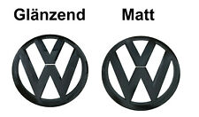 VW Zeichen Schwarz Hinten Golf 6 GTI GTD RLine Edition 35 Adidas Emblem NEU