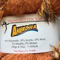 Ambrosia Yarn Blanket Knitting Sweater Scarf Kit Discount Sale