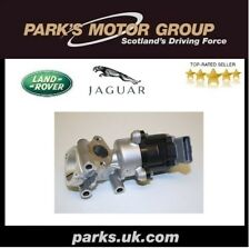 Genuine New Jaguar Egr Valve Left ( C2C40183)