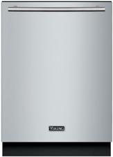 """Viking 24"""" Built-in Pro Dishwasher Fdwu524 w/Turbo Dry Fan- Panel Ready"""