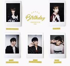 Individual BTS Jungkook Birthday Polaroids (방탄소년단, Bangtan, Beyond the Scene)