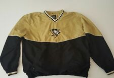 Pittsburg Penguins Hockey Jacket Size Mens XL