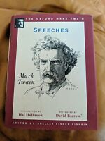 Mark Twain SPEECHES 1st Edition Thus 1st Printing