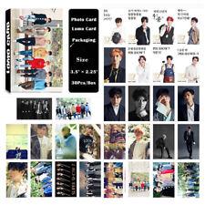 30pcs/set Kpop Super Junior 8 Album PLAY Poster Photo Card Lomo Cards