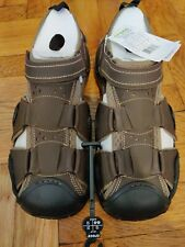 Crocs Swiftwater Leather Fisherman 204562-23b New size 13