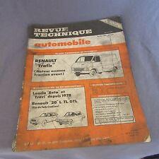 427E RTA 429 Renault Trafic R20 Lancia Beta Trevi