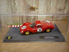 Modellino Die Cast Ferrari Dino 166 P 1000 Km Nurburgring 1965 1/43