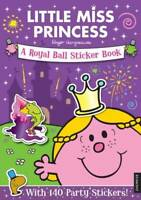 Little Miss Princess: A Royal Ball Sticker Book, Hargraves, Roger, Excellent