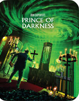 Prince of Darkness (Steelbook) [New Blu-ray] Collector's Ed, Steelbook, Subtit