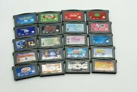 Nintendo Gameboy Game Boy Advance GBA Lot - TESTED - Free Fast Shipping