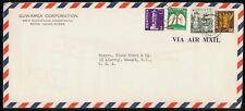 Mayfairstamps Korea TB Stamp to US Airmait Cover wwg4425