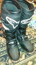 Alpinestars Tech 3 Off Road MX Motocross Boots Black 11