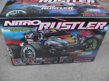 Traxxas Nitro Rustler 2.5 RTR 1/10 Scale with TSM New