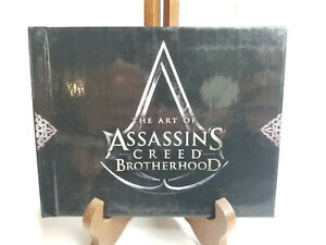 The Art of Assassin's Creed Brotherhood (art book from collector's edition)