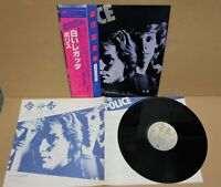 The Police Reggatta De Blanc [AMP-6065] JAPAN VINYL LP Record OBI