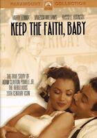 Keep the Faith Baby [New DVD]