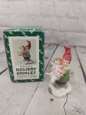 Fitz and Floyd Holiday Hamlet Baby Squirrel 1993 19/726 Christmas
