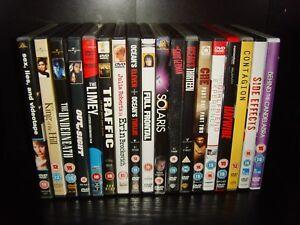 Steven Soderbergh DVD Collection - 20 DVDs Including Doubles Set