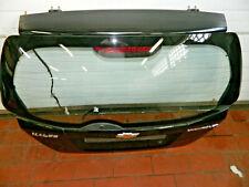 Chevrolet Kalos (KLAS) Heckklappe, 87U schwarz metallic