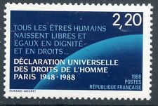 STAMP / TIMBRE FRANCE NEUF** N° 2559 DROITS DE L'HOMME