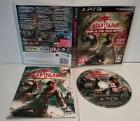 Dead Island Game of the Year Edition PS3 - Pal français - Comme neuf - Complet