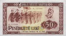 Albanien / Albania 50 Leke 1976 Pick 45 (1)