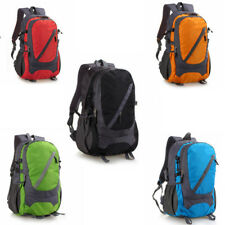 30L Rucksack Camping Hiking Mountain Travel Bag Sport Backpack AU