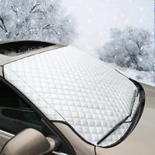 Car Reversible Windshield Aluminium Windscreen Cover Snow Ice Frost Sun UV Dust