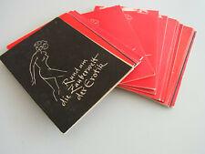 """""""Rund um die Zauberwelt der Erotik"""" - 23 Broschüren 1940er Jahre, Pothos-Verlag"""