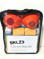 Sklz ~10-Man Flag Football Deluxe Set ~ W/ Flags and Cones ~ New In Package ~