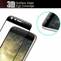 For LG G5 3D Full Cover Curved 9H Tempered Glass Flim Screen Protector Cover so