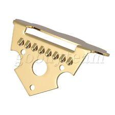 60mm Gold Zinc Alloy Mandolin Guitar Tailpiece for 8 String Mandolin