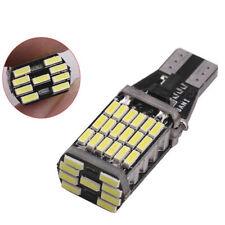 2x T15 W16W 45 SMD 4014 Error Free LED Car Reverse Back Bulbs Light 6000K White