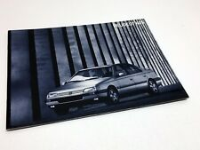 1991 Peugeot 405 Mi 16 Sports Sedan Sport Wagon Brochure
