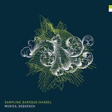 Sampling Baroque Handel - Musica Sequenza CD