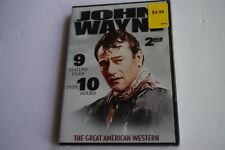 John Wayne: The Great American Western (DVD, 2004, 2-Disc Set)