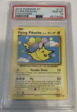 PSA 10 GEM MINT FLYING PIKACHU Pokemon XY Evolutions 110/108